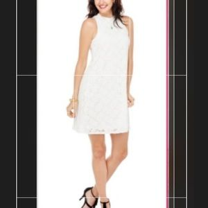 TIANA B. White Lace Dress Brand New  Tag still on
